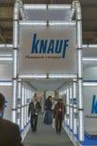 Het bedrijfcabine van Knaufduitsland Royalty-vrije Stock Fotografie