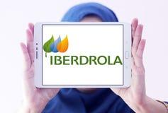 Het bedrijfembleem van de Iberdrolaenergie Stock Afbeeldingen