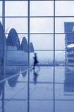Het bedrijfs persoon lopen Royalty-vrije Stock Fotografie