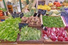 Vers fruit en groenten Royalty-vrije Stock Foto