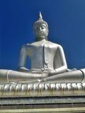 Het beeld van Boedha Stock Afbeeldingen