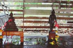 Het beeld van Boedha, het heilige beeld van Boeddhisme stock afbeeldingen