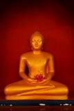 Het beeld van Boedha van Birma stock afbeelding