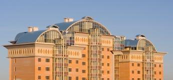 Het beeld van de penthouse Stock Foto