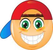 Smiley, een verontschuldiging. Stock Afbeelding