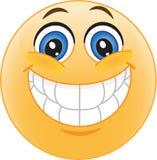 Smiley. Glimlach. Vreugde. Royalty-vrije Stock Foto