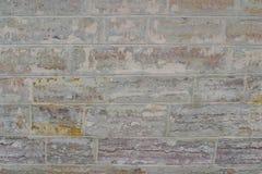 Het beeld van een oud close-up van de steenmuur royalty-vrije stock afbeelding