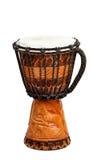 Het beeld van etnische Afrikaanse trommel Stock Foto