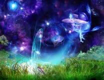 Het beeld van Fairytale Stock Foto