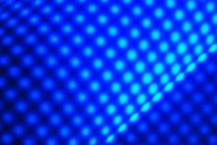 Blauwe bevlekte achtergrond Stock Afbeelding