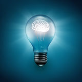 Het beeld van het ideeconcept Stock Fotografie