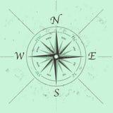 Het beeld van het kompas Royalty-vrije Stock Fotografie