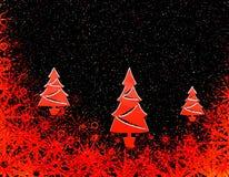 Het beeld van Kerstmis Stock Foto