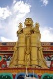 Het Beeld van Maitreya Boedha Stock Fotografie