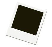 Het beeld van Poloroid Royalty-vrije Stock Afbeeldingen
