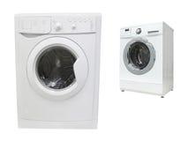 Het beeld van wasmachine Stock Foto