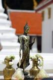 Het beeldhouwwerk van Boedha Royalty-vrije Stock Afbeeldingen