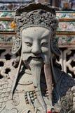 Het beeldhouwwerk van Chaina Stock Afbeelding