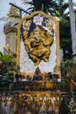 Het beeldhouwwerk van de Ganeshhulp Stock Foto