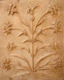Het beeldhouwwerk van de muur Royalty-vrije Stock Afbeeldingen