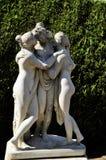 Het beeldhouwwerk van de steen Royalty-vrije Stock Fotografie