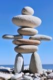 Het Beeldhouwwerk van de steen Stock Afbeelding