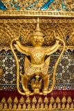 Het beeldhouwwerk van Garuda Stock Foto