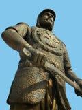 Het beeldhouwwerk van het brons Royalty-vrije Stock Afbeeldingen