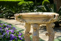 Het beeldhouwwerk van het park Royalty-vrije Stock Foto