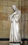 Het beeldhouwwerk van Jesus Stock Afbeeldingen