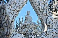 Het beeldhouwwerk van Lord Boedha Stock Fotografie