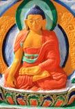Het beeldhouwwerk van Lordbudha Stock Fotografie