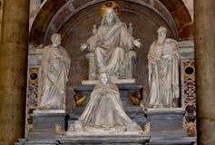 Het Beeldhouwwerk van Vatikaan Stock Foto's