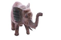 Het beeldje van de olifant stock foto