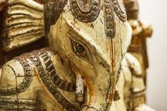 Het beeldje van godsganesha stock afbeelding