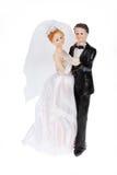 Het Beeldje van het huwelijk Stock Foto's