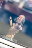 Het beeldje van Jesus Stock Afbeeldingen
