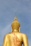 Het beeldstandbeeld van Boedha Royalty-vrije Stock Foto