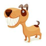 Het beeldverhaal van de hond Stock Afbeeldingen
