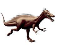 Het beeldverhaal van Dionosaur Stock Foto's