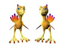 Het Beeldverhaal van Phoenix royalty-vrije illustratie