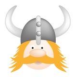 Het beeldverhaal van Viking Royalty-vrije Stock Afbeelding