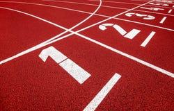 Het begin 2012 van de concurrentie Royalty-vrije Stock Foto's