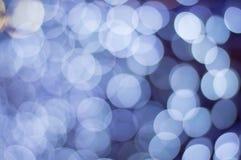 Het behang en de achtergronden van de Blure bokeh textuur Royalty-vrije Stock Foto