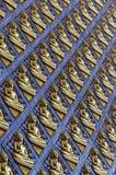 Het Behang van Budha Royalty-vrije Stock Foto's