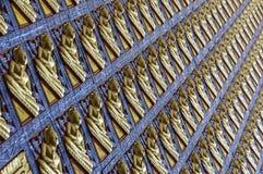 Het Behang van Budha   Stock Foto