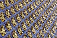 Behang 6 van Budha Royalty-vrije Stock Afbeeldingen