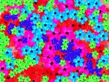 Het behang van de bloemkleur royalty-vrije stock fotografie
