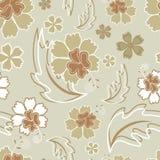 Het behang van de hibiscus Royalty-vrije Stock Fotografie