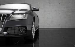 Het behang van de luxeauto Royalty-vrije Stock Foto's